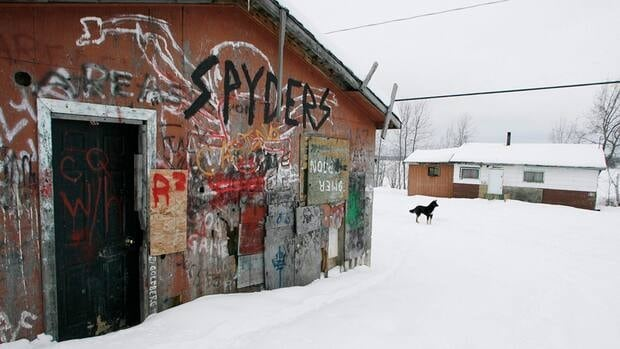 In 2011, the Ontario coroner released a report highlighting the high youth suicide rate on the Pikangikum First Nation reserve in northern Ontario. The reserve is also facing a housing crisis.