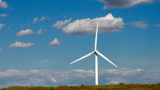 Natural Forces wants to erect three wind turbines in the Groves Point area of Cape Breton.
