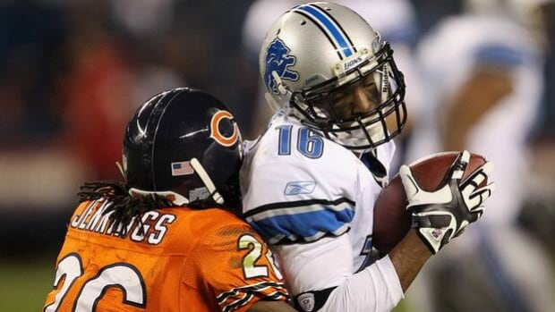 Titus Young (16) and the Lions take on Tim Jennings and the Bears at Soldier Field on Monday.