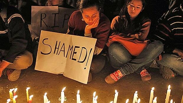 The shocking gang-rape and death of a 23-year-old university student has shocked almost all of India into emotional street protests and vigil to try to change the culture of rape.