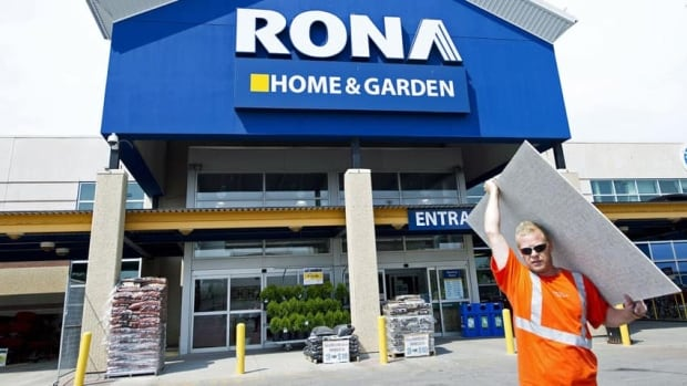 Rona's CEO of 20 years is leaving the company unexpectedly.