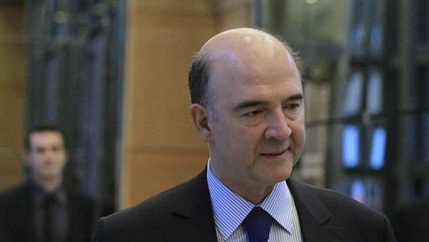 France's Finance Minister Pierre Moscovici insisted Tuesday that France's credibility remains strong.