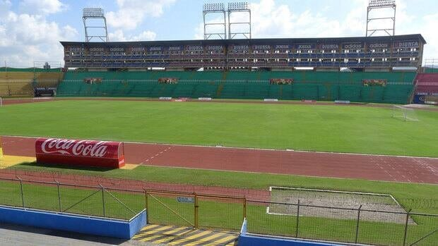 Estadio Olimpico Metropolitano is the site of Tuesday's key World Cup qualifier between Canada and Honduras.