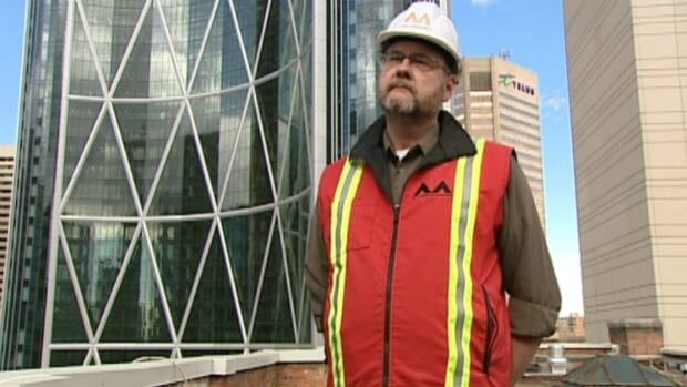 Bill Christensen, the man responsible for much of The Bow building construction, says office workers with Cenovus will start moving in any day now.