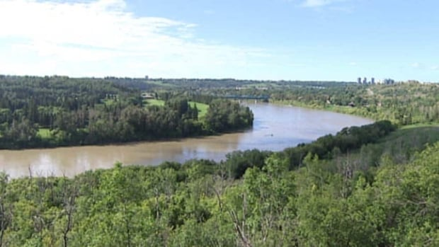 The city is looking into making some upgrades in terms of access points and development along Edmonton's river valley.