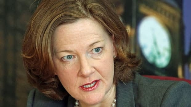 Alberta Premier Alison Redford says Canada and the United States have a long history of economic integration that would be fundamentally challenged by a 'No' to the northern leg of the Keystone XL pipeline.