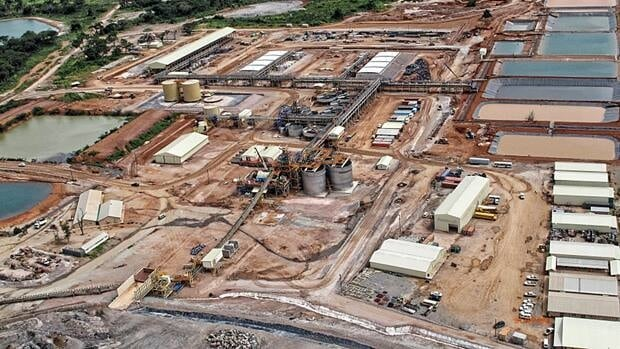 Anvil is expanding its Kinsevere mine, its biggest investment in the Democratic Republic of Congo.