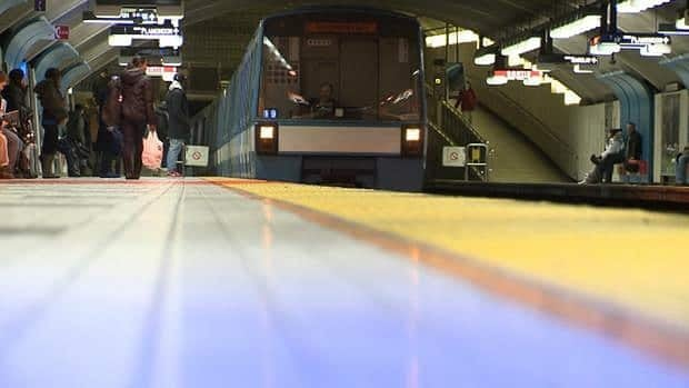 The province is expected to announce that it will add as many as five stations to the Montreal metro line.