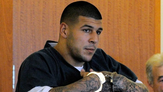 Former New England Patriots tight end Aaron Hernandez has pleaded not guilty to murder in the death of Odin Lloyd.