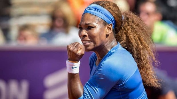 American Serena Williams won the French Open earlier this year and will be playing for her third career title at Rexall Centre in Toronto.