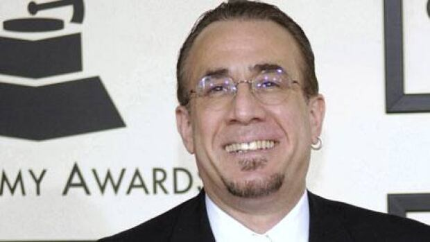Latin jazz musician Bobby Sanabria, shown at the Grammy Awards in 2008, led protests over the slashed Grammy categories.