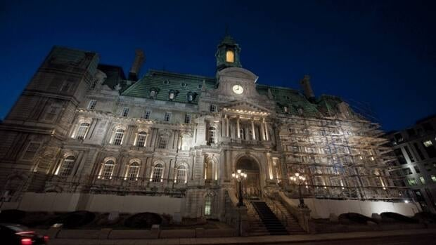 A former Montreal City Hall and current CDN-NDG employee has reportedly admitted to breaking the city's code of conduct.