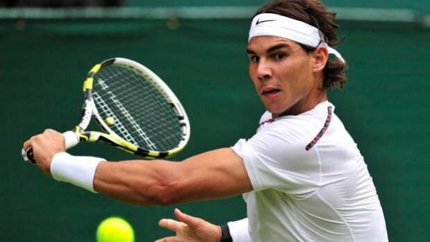 Rafael Nadal, shown here in the 2012 Wimbledon Championships, will miss the Australian Open, the first Grand Slam tournament of the season.