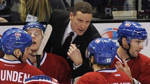 Randy Cunneyworth has lost six of his seven games as the head coach of Montreal.