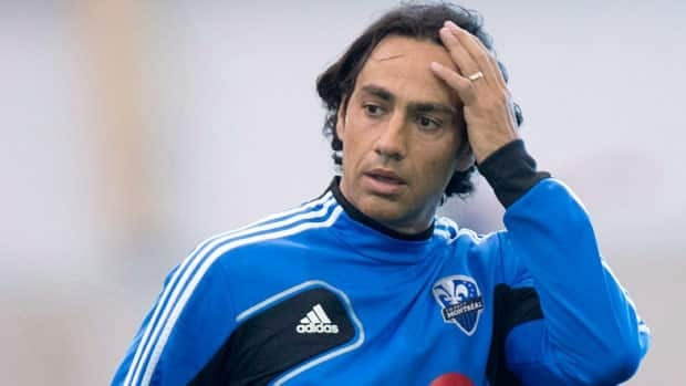 Montreal Impact Alessandro Nesta, seen in January, turned 37 on Tuesday.