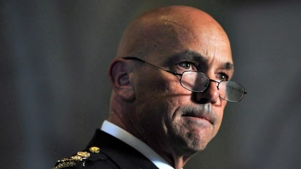RCMP Commissioner Bob Paulson says allowing police to take DNA from people on arrest instead of after conviction would help solve more crimes.