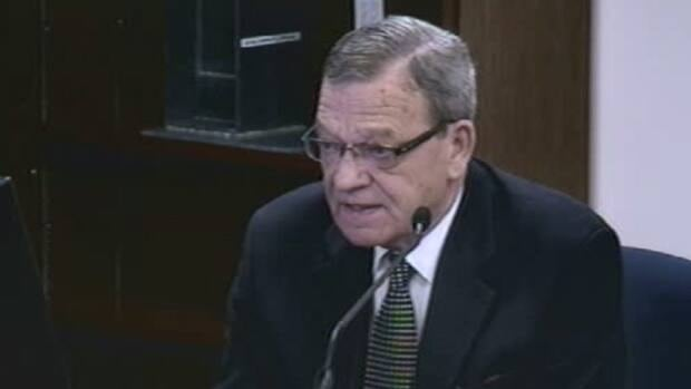 John Kadlec was a partner at Beta Engineering and was the structural engineer during construction of Algo Centre Mall in Elliot Lake during its construction more than 30 years ago. He testified at the Elliot Lake inquiry today.