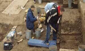 mi-cmhr-archeological-dig