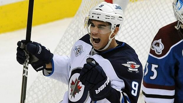 Evander Kane is coming off his best NHL season with 30 goals and 57 points.