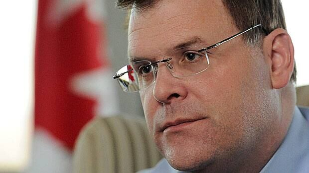 Foreign Affairs Minister John Baird says the continuing violence perpetrated on the Syrian people compels Canada to 'again tighten the vise on those responsible.'