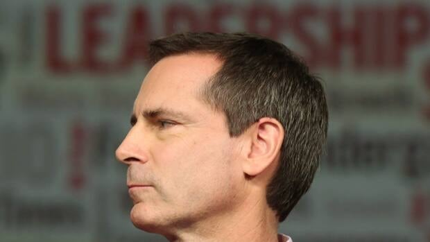 Ontario Premier Dalton McGuinty delivers a speech to the Ontario Liberal annual general meeting in Ottawa on Sept. 29.