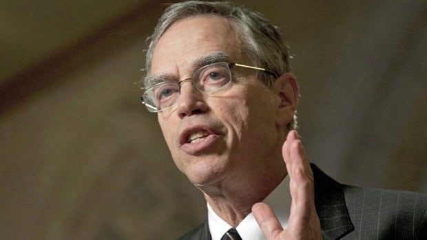Finance Minister Joe Oliver says the further delay of Keystone XL announced Friday will slow the economy and stall job creation. (Canadian Press)