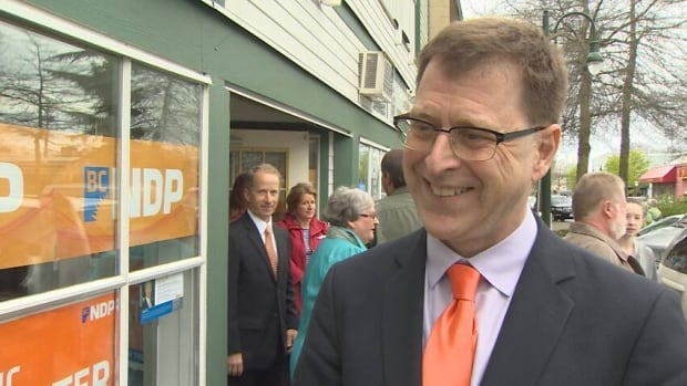 B.C. NDP Leader Adrian Dix struck a panel to assess the reasons behind the party's disappointing results in the 2013 provincial election.