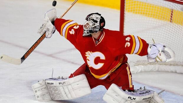 Calgary Flames goalie Miikka Kiprusoff was added to the IR retroactively and is considered day-to-day.