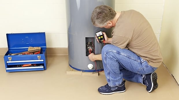 Canada's consumer watchdog has accused two water-heater rental firms of being anti-competitive.