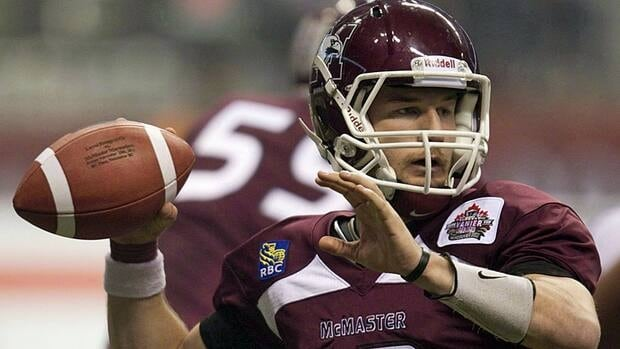 The McMaster Marauders are still perched atop the CIS football standings with a perfect record.
