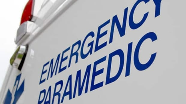 Two people are in hospital after the minivan they were travelling in collided with a train on Sunday morning.