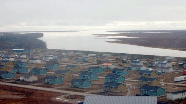 The Northern Ontario reserve of Kaschechewan has been struggling to get enough fuel to heat homes for the winter.