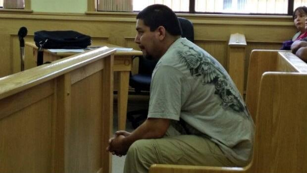 Gordon Milley appeared Wednesday at provincial court in Happy Valley-Goose Bay.