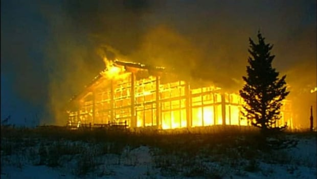 Rubin is charged in the 1998 arson of a Colorado ski resort that caused $26 million in damage. (FBI)