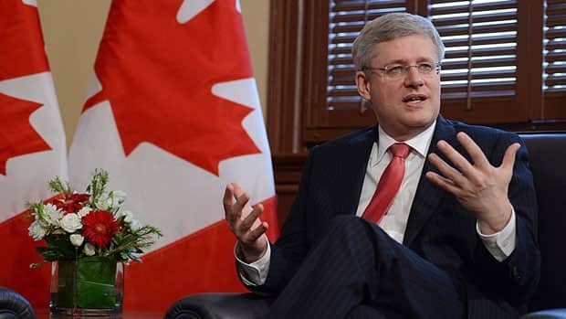 Prime Minister Stephen Harper, photographed in his office on Friday, is going to Europe next week and will advocate for the Canada-EU trade deal negotiations to conclude but his office said he likely won't be signing anything during his trip.