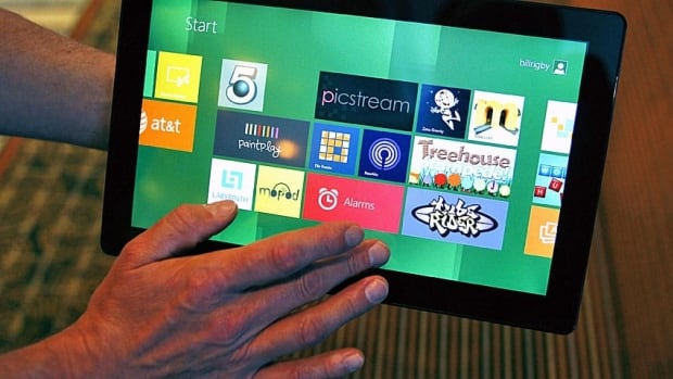 Microsoft is updating its Windows 8 operating system to make it look more familiar to consumers.
