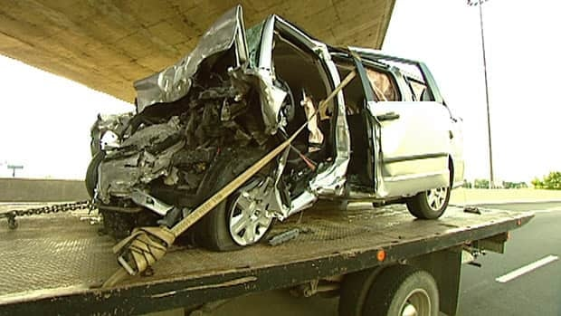 The OPP say they will lay charges in connection with the crash that killed a father and daughter on Sunday.