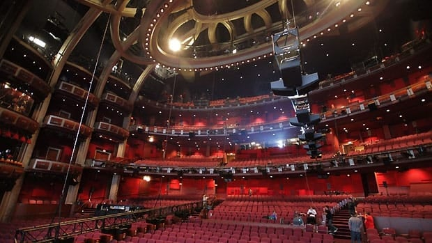Aside from new signage outside, the Dolby Theatre got a revamp inside with state-of-the-art improvements to its sound and projection systems.