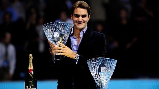 Roger Federer says he hopes to play for Switzerland in the 2016 Olympics in Rio de Janeiro. The tennis star spoke in Sao Paulo, Brazil on Thursday during a presentation for the Gillette Federer Tour.