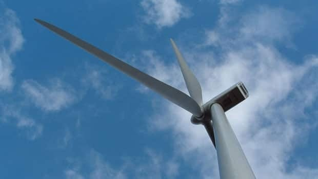 The provincial government would like to install 15 new wind turbines in East Point.