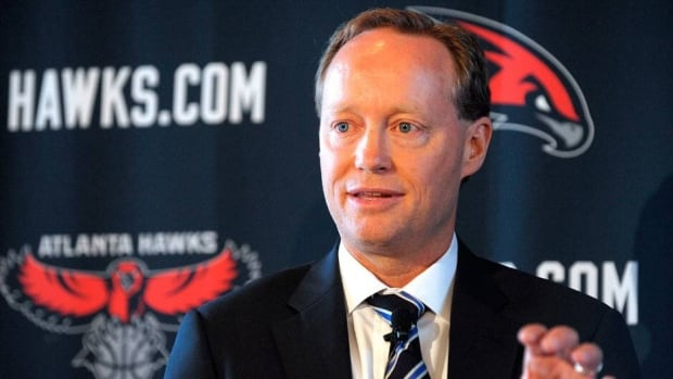 Mike Budenholzer was hired as Atlanta's head coach in May after serving as an assistant in San Antonio.
