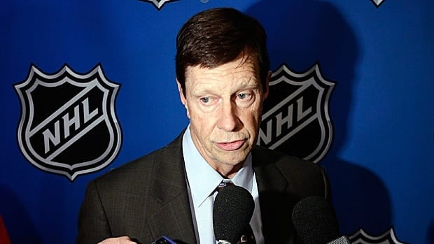 David Poile, seen during the NHL lockout in January, has been a league GM for over three decades.