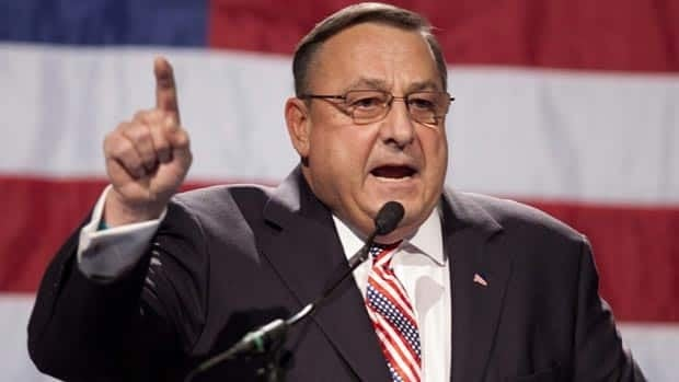 Maine Gov. Paul LePage is supporting a bill that could delay the opening of the St. Croix River to gaspereau until 2014.