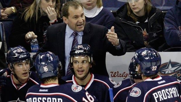 Todd Richards will try and lead Columbus to just its second ever playoff berth next season.