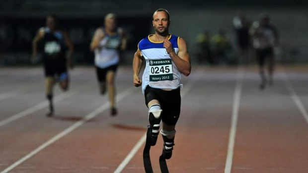 Nike says 'we believe Oscar Pistorius should be afforded due process and we will continue to monitor the situation closely.'