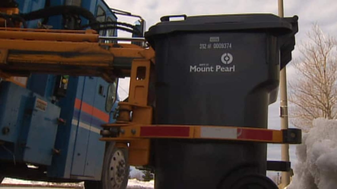 robo garbage collection great idea say mount pearl