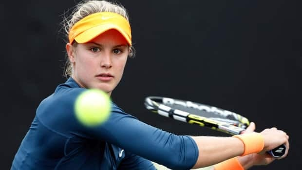 Eugenie Bouchard made it to the quarter-finals last week after having to qualify for the main singles draw in Charleston, S.C.