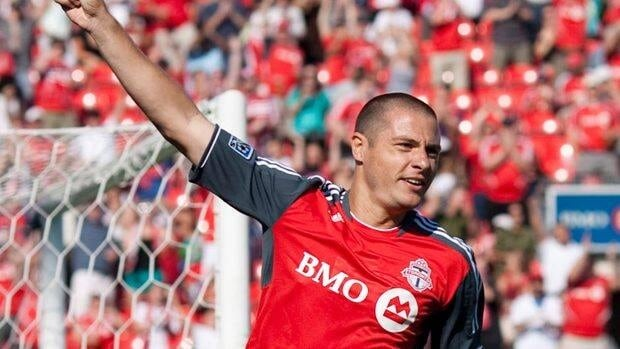 For the second straight game, Dutchman Danny Koevermans staked Toronto FC to a lead that couldn't be held.