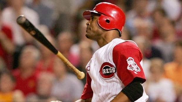 Barry Larkin was a 12-time all-star, the 1995 National League MVP and had 2,340 hits in a 19-year career as a shortstop with the Cincinnati Reds.