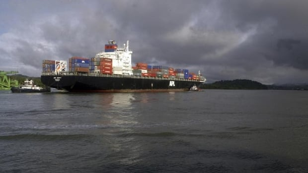 Panamanian officials say they found unspecified weapons, hidden in containers of brown sugar, in a North Korean-flagged ship coming from Cuba.